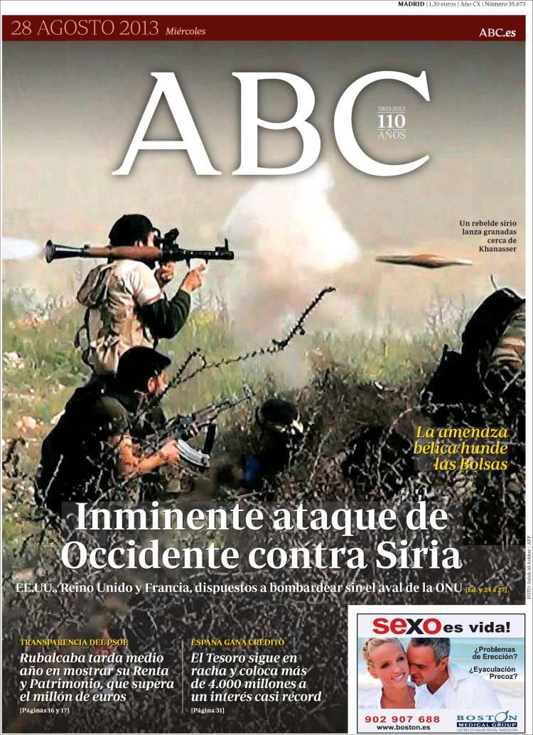 ABC, 28/8/2013
