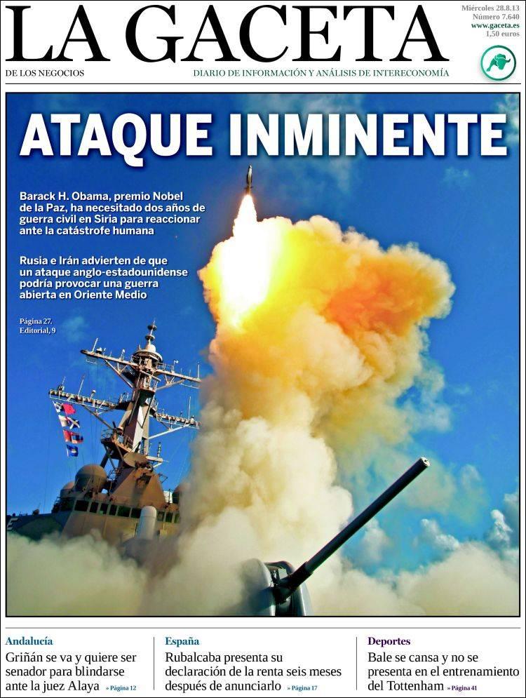 La Gaceta, 28/8/2013