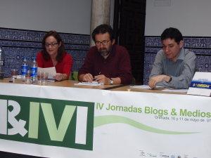 IV Jornadas Blogs y Medios de Comunicación (Granada, 2007)