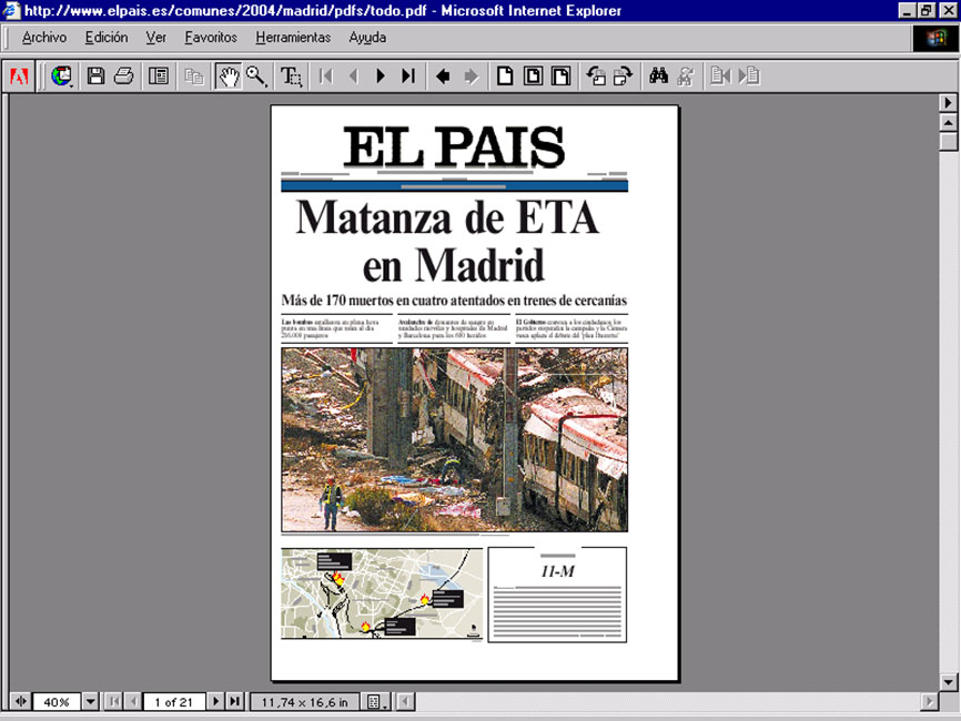 ElPais.es, 16.00h