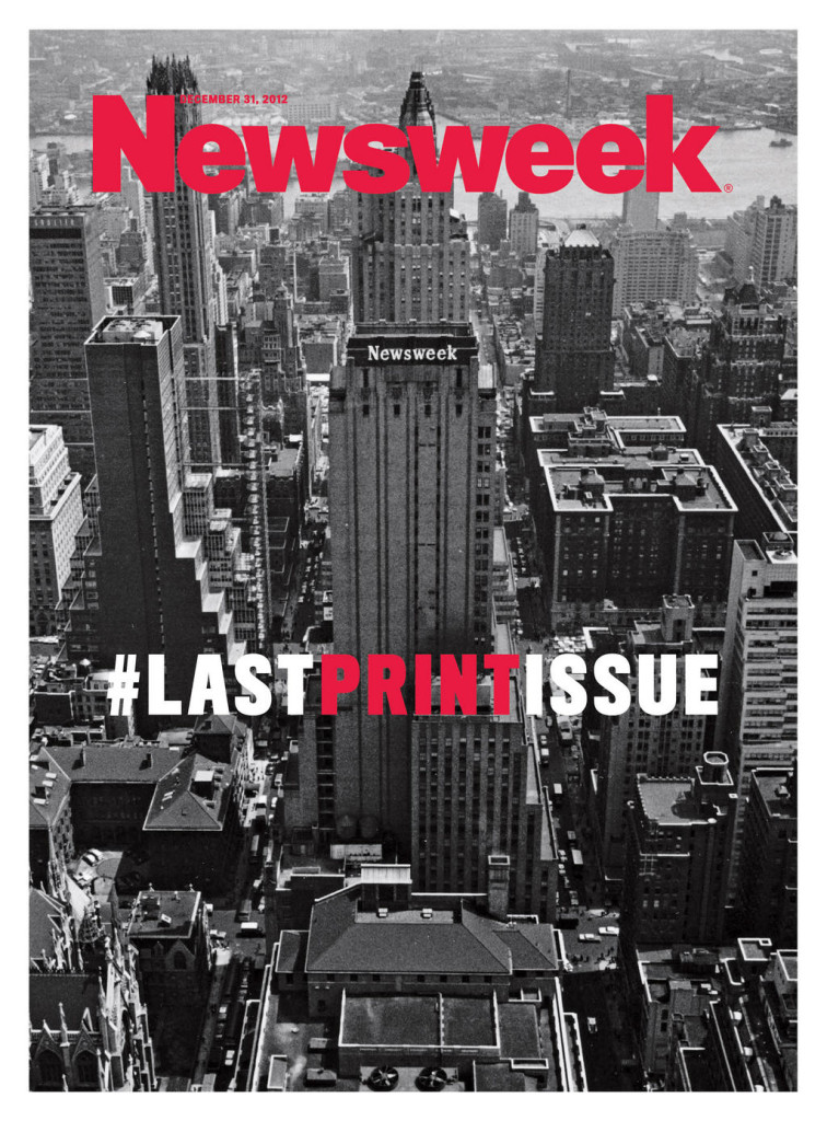 «Newsweek» (EEUU), 31/12/2012