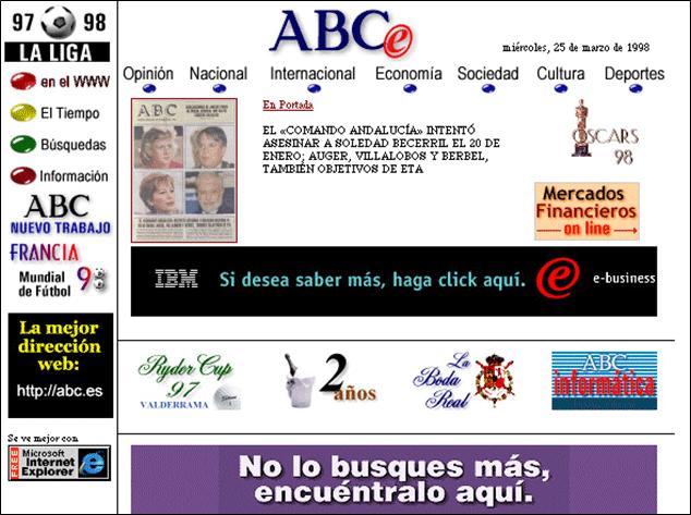 ABC, 1998