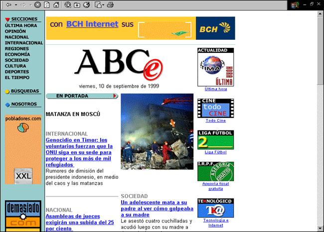 ABC, 1999