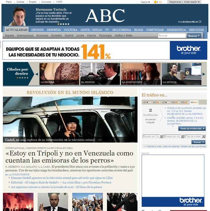 ABC, 2010
