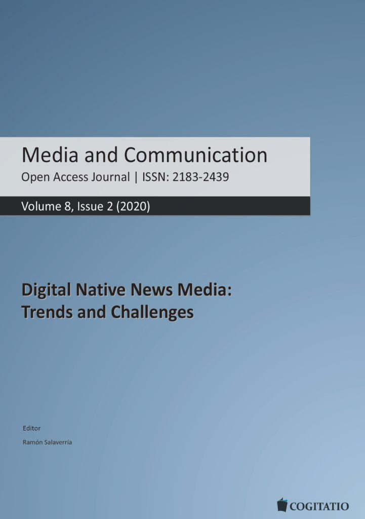 Media & Communication, vol. 8, issue 2, 2020